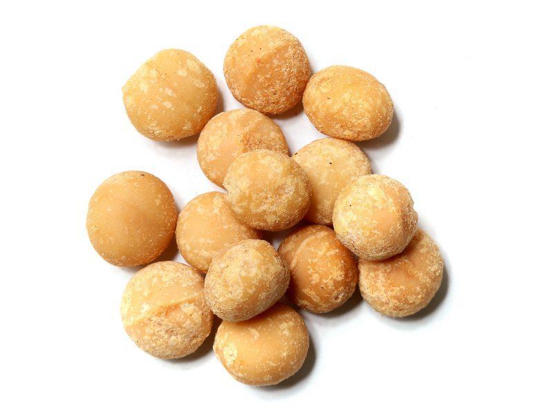 Macadamia ψημένο αλμυρό