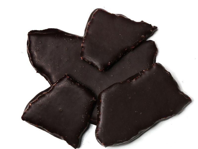 Σησαμόπιτα επικαλυμμένη με σοκολάτα υγείας
