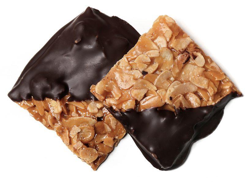 Φλωρεντίνες βουτηχτές στην σοκολάτα υγείας