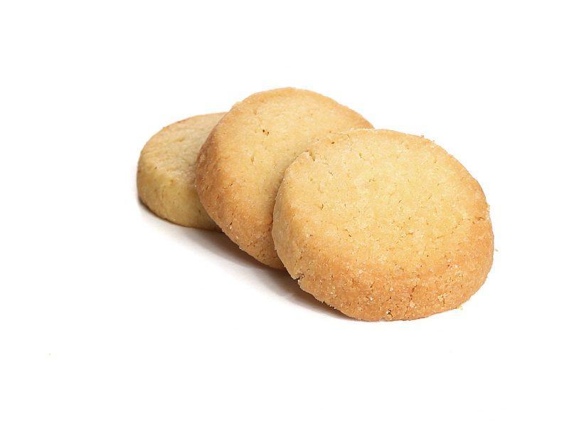 Μπισκότα βουτύρου βανίλια