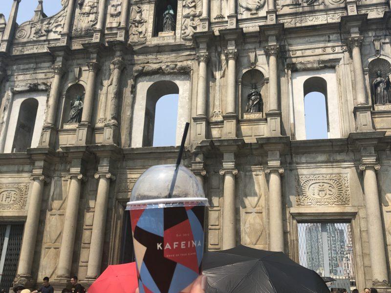 Nicolas D - Ruins of St. Paul's Macau