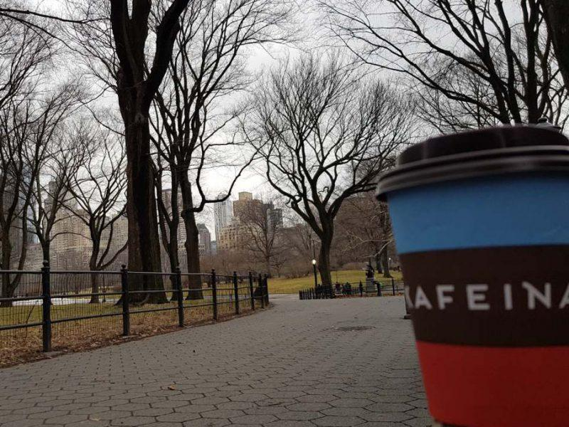 Vicky, Central Park, New York 18/02/2019