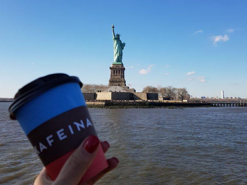 Vicky, Statue of Liberty New York 21/02/2019